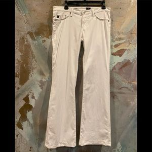 Ag ADRIANO GOLDSCHMIED The Angel BootCut Jeans 30
